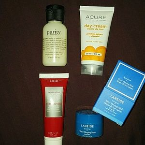 NWOT Beauty Box Skincare